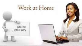 back office & data entry computer is must