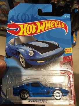 Hotwheels nissan
