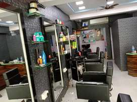 Selling for salon