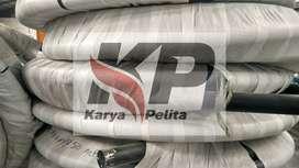 supplier pipa hdpe dan aksesoris pipa hdpe roll dan batang