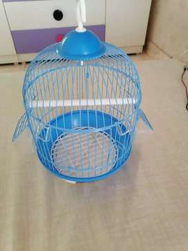 Cage for singing canary