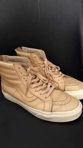 Vans Sk8 Hi vegtan leather ultracush