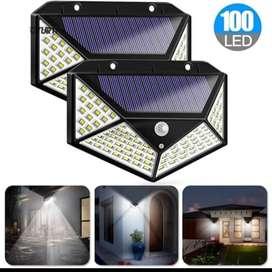Lampu Taman Solar Panel Outdoor Generasi Ke 2