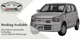 Alto available for rent kpk to karachi