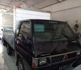 Dijual Mobil Kesayangan rare item L300 box murmer aja