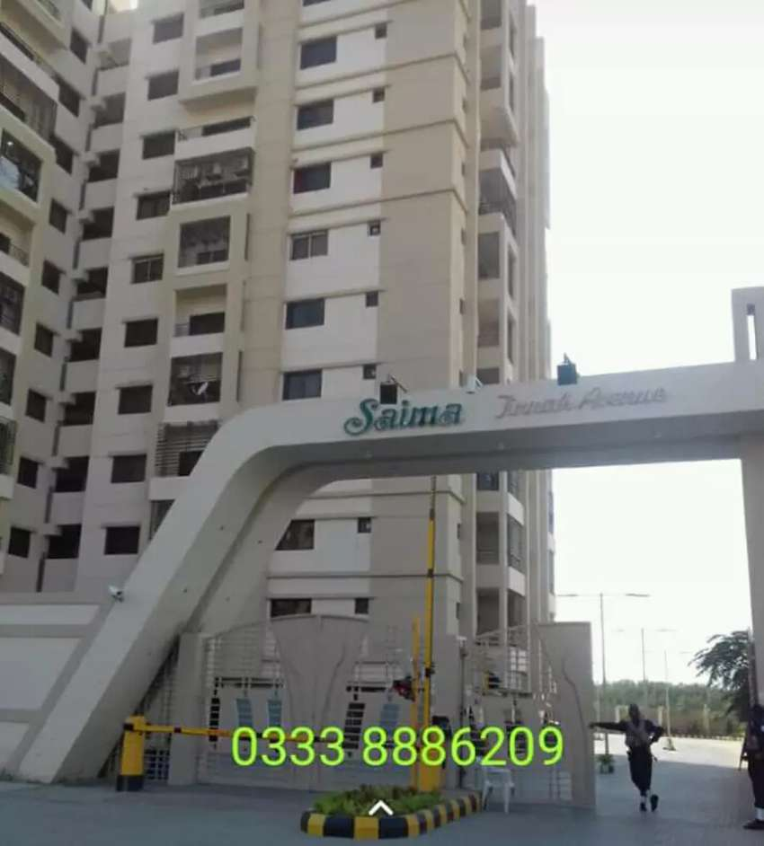 2 Bed DD Furnished Flat For Rent 0