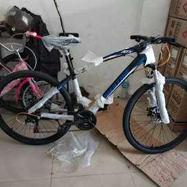 Kami menjual sepeda mtb PRESTIGE ukuran 26 dan 27,5 dan berkualitas