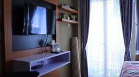 Apartemen studio furnish murah di apartemen malioboro city yogyakarta