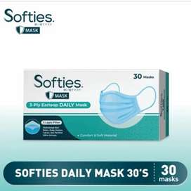Softies Daily Mask 30's