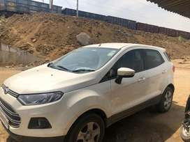 Ford Ecosport 2015 Diesel Well Maintained & in perfect condition
