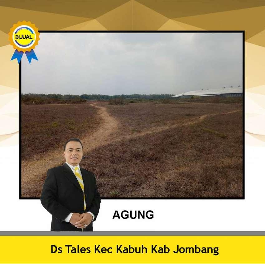 Tanah di Jombang Desa Tales, Strategis Area Industrial, Nol Jalan 0