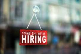 REQUIRED DATA ENTRY OFFICER|| PART TIME