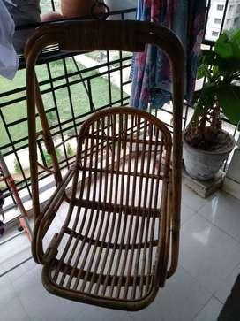 Cane wood Swing ( Jhoola)