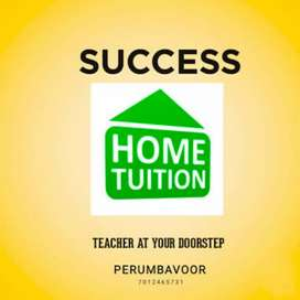 Home tutor available up to 10 class