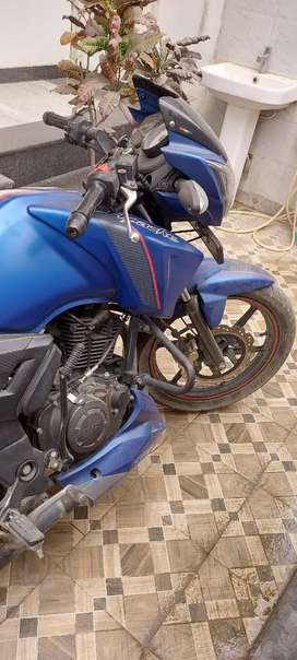 Brand new condition of Apache RTR 160