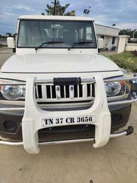 Mahindra Bolero ZLX BS IV, 2016, Diesel
