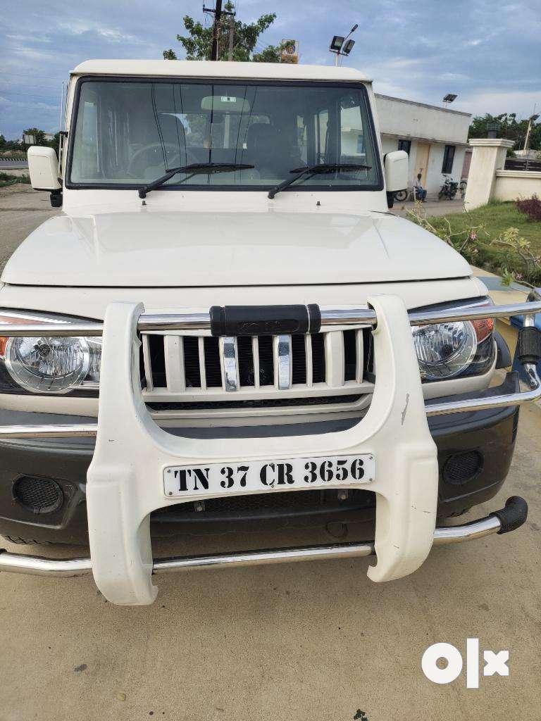 Mahindra Bolero ZLX BS IV, 2016, Diesel 0