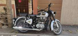 Royal Enfield Classic 500, first owner, in mint condition for sale