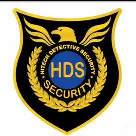 Field Officer, Supervisor, Security guards, Lady guard ,House keeping