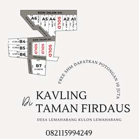 Tanah Kavling Murah Cirebon Lemahabang