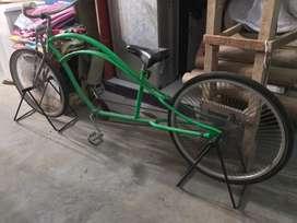 Low Rider apa adanya