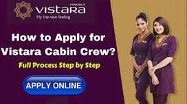 Vistara@Airlines - AIRP0RT J0B GR0UND STAFF 2019 - Best Career Guarant