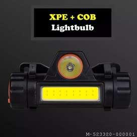 SENTER KEPALA DENGAN LAMPU VROS-112 / COD