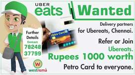 Opportunity for food delivery executives