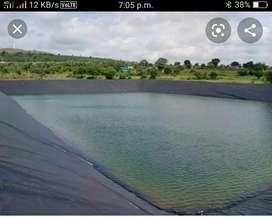 Hdpe farm pond tarpaulins