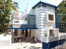 New House Powdikonam