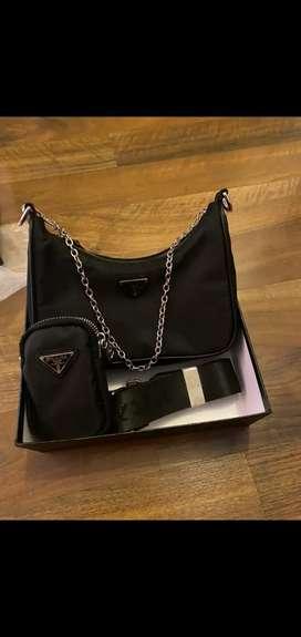 Luxury sling bag
