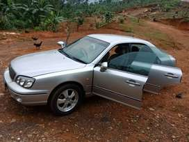 Sedan Hyundai grandeur XG AT