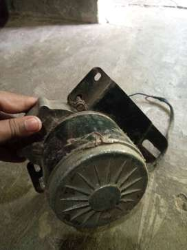 Electric cycle motor