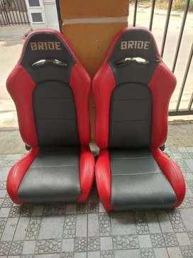 Jok Racing Bride