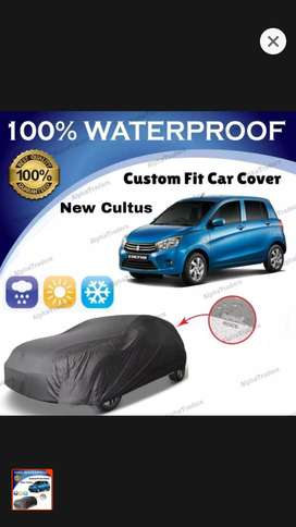 Wagon R NEW Cultus Swift Double Coated Car Covers