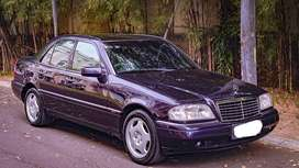 Mercedes Benz W202 Fashion (Rare) 1997 Barang antik pakai harian
