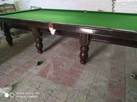 6/12 snooker table with slate