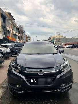 Honda HRV 1.8 Prestige A/T Abu-abu 2015