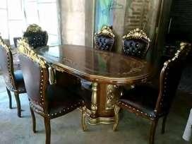 kursi makan meja terkini