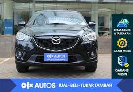 [OLX Autos] Mazda CX-5 2.5 GT  Grand Touring A/T 2014 Hitam