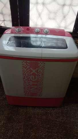 Intex washing machine