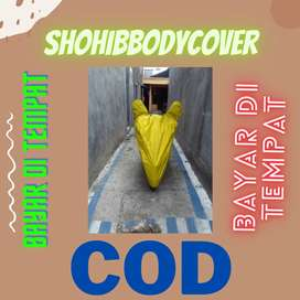 Mantel sarung selimut bodycover motor