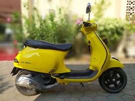 Dijual Vespa LX 150 thn 2011
