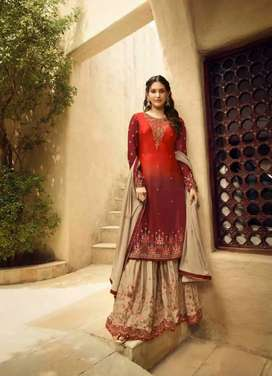 Super Luxury with heavy Embroidery dress collection