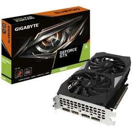 Gigabyte Nvidia GTX 1660 6GB Oc edition garansi resmi indo 3 tahun