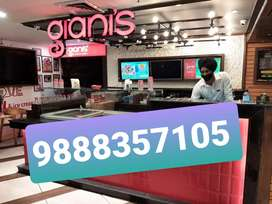 Required waiter for national food brand in 22 sector chandigarh