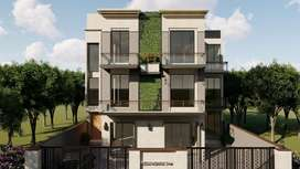 1 kanal 3bhk with servant room 2nd floor with lift sale in sector 33