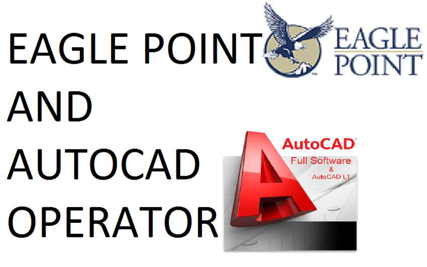eagle point and autocad operator urgent required 0