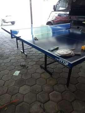 jual meja pingpong bahan mdf 12mm dan 18mm