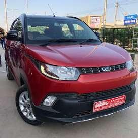 Mahindra Kuv 100 G80 K8 DUAL TONE, 2018, Diesel